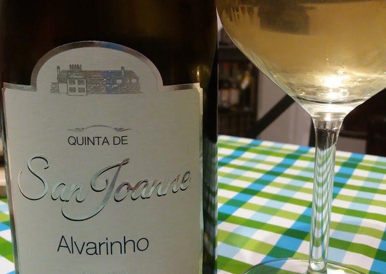 Quinta de San Joanne Alvarinho 2015