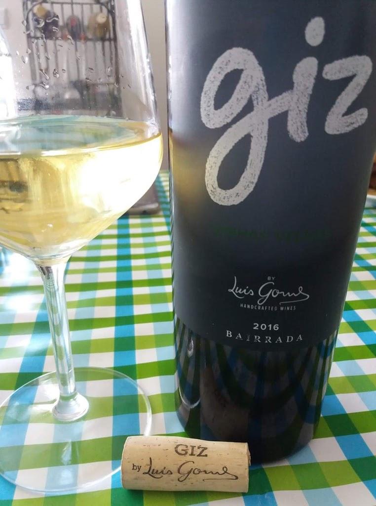 Giz vinhas velhas branco 2016
