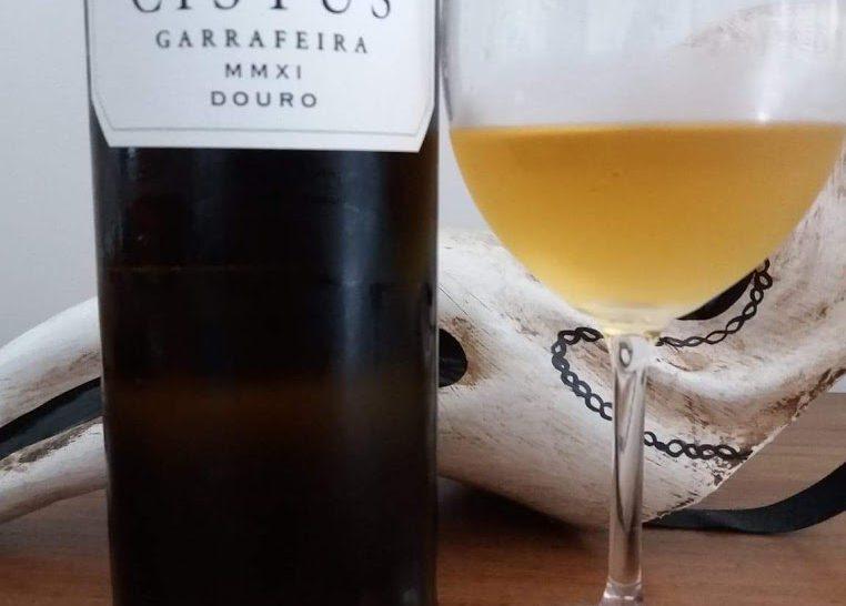Cistus Garrafeira branco 2011