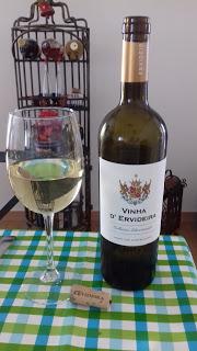 Vinha d'Ervideira colheita seleccionada branco 2015.