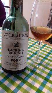 Cockburn's Lacrima Christi Porto Branco