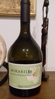 Mirabilis Grande Reserva branco 2015