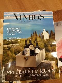 Revista(s) de Vinhos