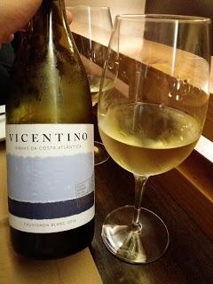Vicentino Sauvignon Blanc 2014
