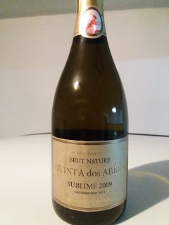 Quinta dos Abibes Brut Nature Sublime 2009