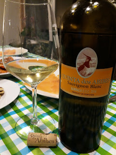 Quinta dos Abibes Sauvignon Blanc 2014