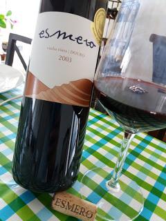 Esmero tinto 2003