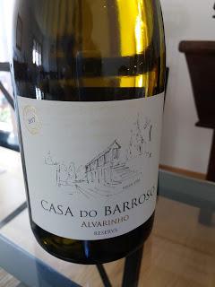 Casa do Barroso alvarinho reserva 2017