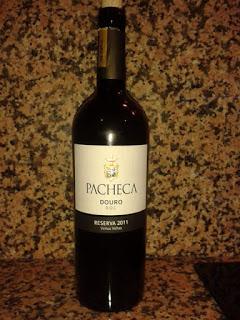 Quinta da Pacheca reserva vinhas velhas tinto 2011