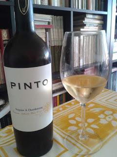 Quinta do Pinto Viognier & Chardonnay 2014