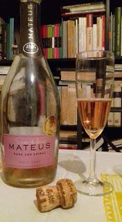 Mateus Sparkling Rosé Brut Baga and Shiraz