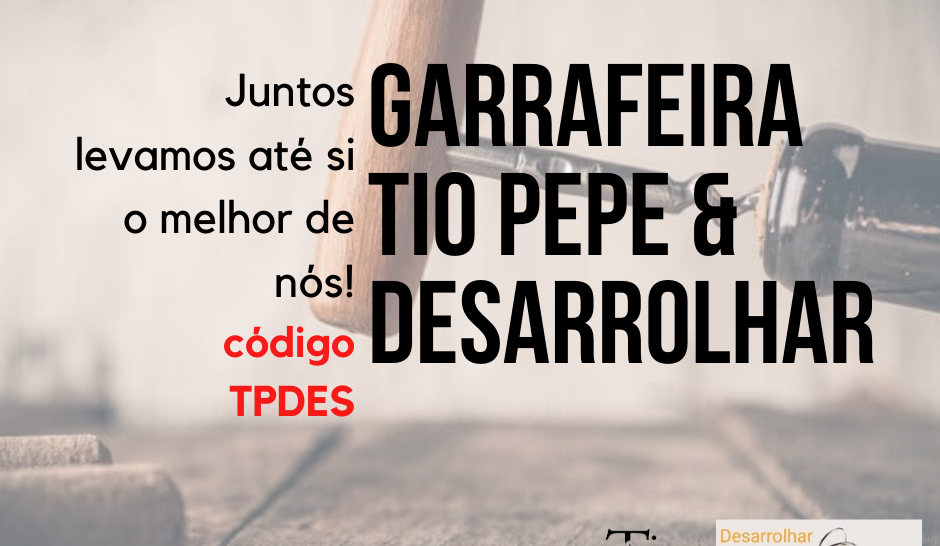 Desarrolhar & Garrafeira do Tio Pepe