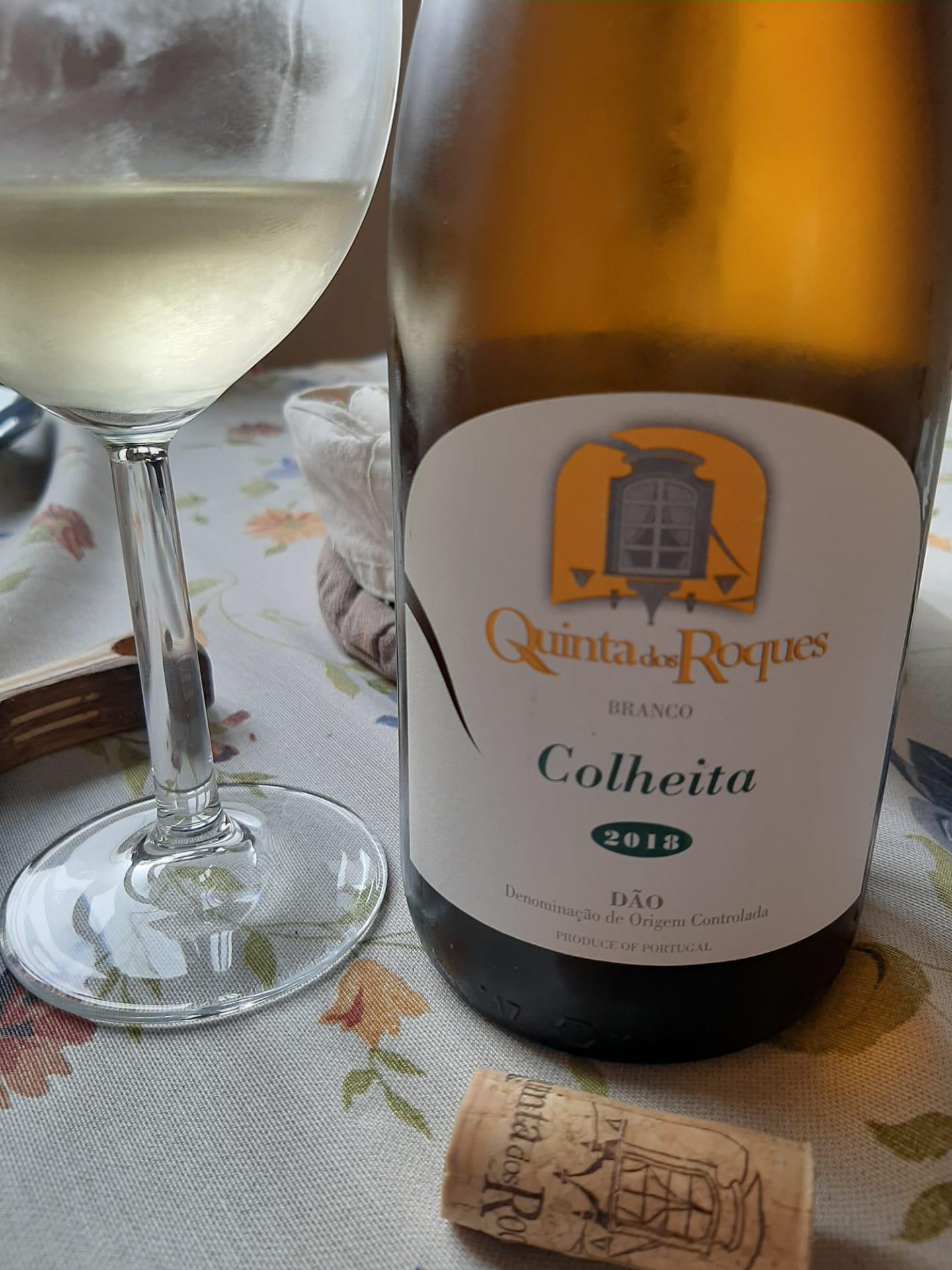 Restaurante Stramuntana – Soto Antigo e Quinta dos Roques Branco 2018