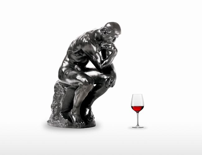 Assim falava Fátima, uma fictícia expert de vinhos e fictícia produtora de vinhos!