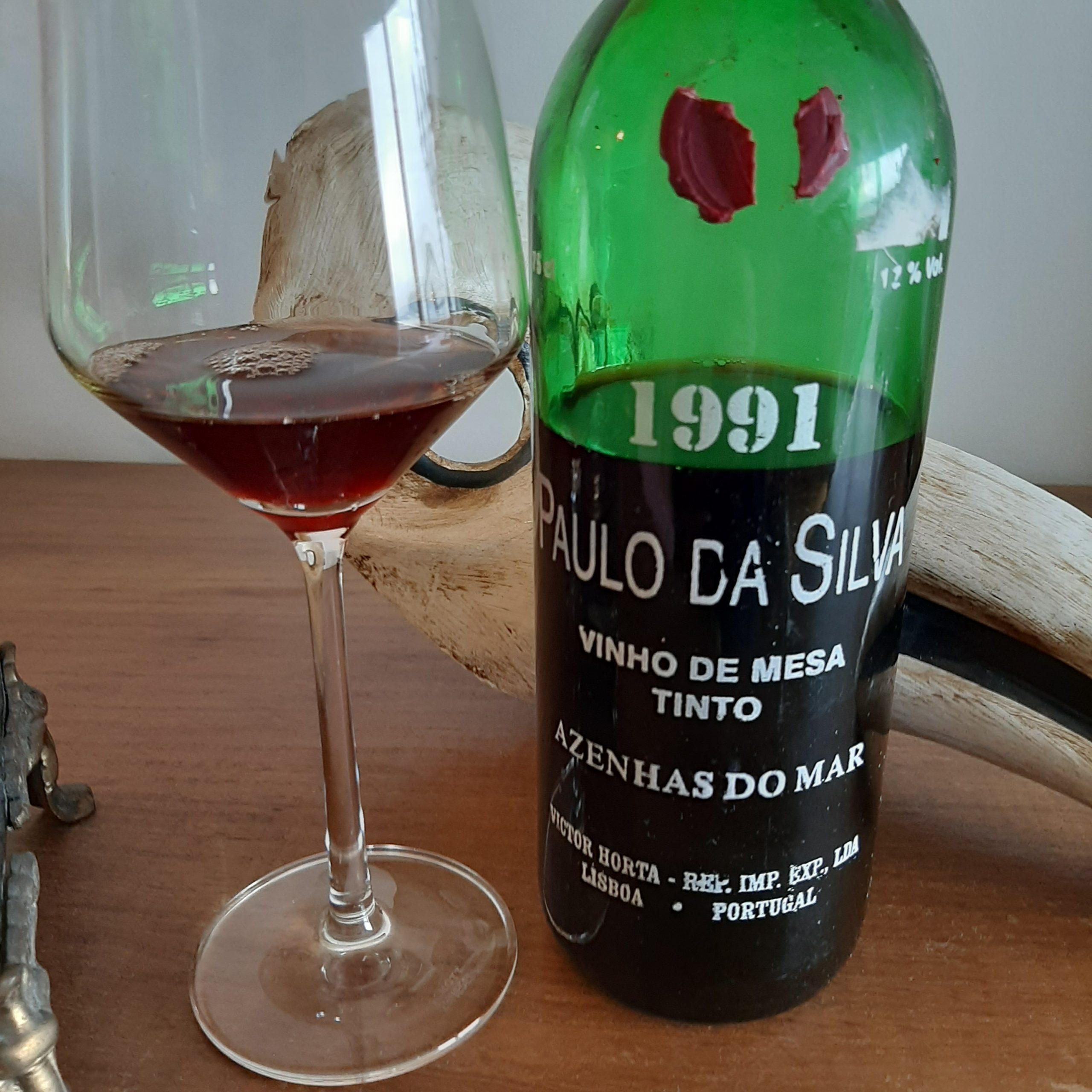 Paulo da Silva tinto 1991, Azenhas do Mar